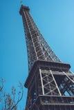 Eiffel Tower - Paris France city walks travel shoot Stock Photos