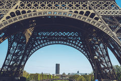 Eiffel Tower - Paris France city walks travel shoot Royalty Free Stock Photography