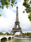 Eiffel Tower, Paris, France. Royalty Free Stock Image
