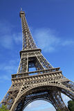 The Eiffel Tower, Paris, France Royalty Free Stock Image