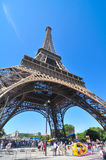 Eiffel Tower in Paris Royalty Free Stock Photos