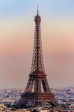 Eiffel Tower in Paris, France Royalty Free Stock Photography