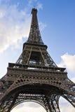 Eiffel Tower Paris France love concept Stock Images