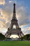 Eiffel Tower Paris France love concept Royalty Free Stock Photo