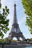 Eiffel Tower. Royalty Free Stock Photography