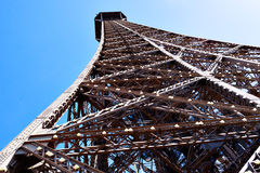 Eiffel Tower. Royalty Free Stock Photo