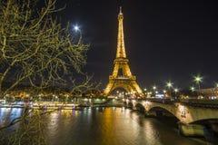 Eiffel Tower - Paris - France Royalty Free Stock Image