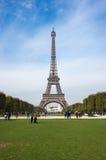 The Eiffel Tower in Paris Stock Photos