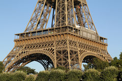 Eiffel Tower - 02 Royalty Free Stock Photography