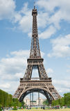 Eiffel Tower in Paris. France Royalty Free Stock Photography