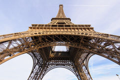 Eiffel Tower in Paris, France Royalty Free Stock Images