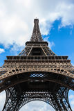 The eiffel tower in Paris - France Royalty Free Stock Photos