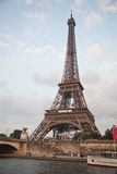 The Eiffel Tower in Paris, France Stock Image