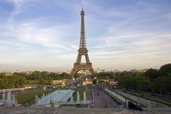 Eiffel tower, Paris ,France Stock Images