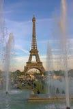 Eiffel tower, Paris ,France Stock Photo