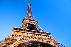 Eiffel Tower, Paris, France Royalty Free Stock Images