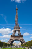 Eiffel Tower, Paris - French and Global Icon Royalty Free Stock Photo