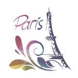 Eiffel Tower. Paris Stock Photos