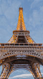 The Eiffel Tower Paris Night Royalty Free Stock Photo