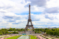 Eiffel Tower - Paris Royalty Free Stock Image