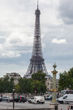 The Eiffel Tower Paris Royalty Free Stock Images