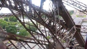 Eiffel Tower - Paris stock video