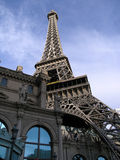 Eiffel tower replica,  Las Vegas. Stock Photos