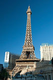 Eiffel Tower restaurant on the Las Vegas Strip Stock Images