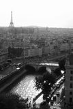 Eiffel Tower and Seine Royalty Free Stock Image