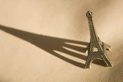 Eiffel Tower souvenir royalty free stock photo