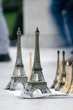 Eiffel Tower Souvenirs Stock Photo