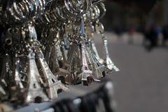 Eiffel Tower souvenirs Stock Photo
