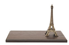 Eiffel tower statue Stock Images
