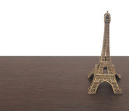 Eiffel tower statue Royalty Free Stock Photo