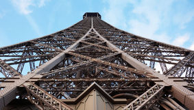 Eiffel Tower Steel Royalty Free Stock Image