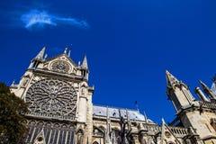 Notre Dame de Sacre Coeur Royalty Free Stock Image