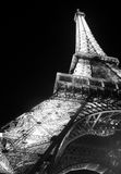 Eiffel Tower during summer 2010. Eiffel Tower by night during july 2010 Stock Image
