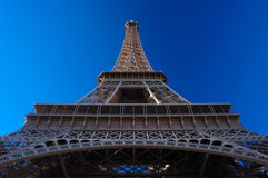 Eiffel tower, the symbol of Paris Royalty Free Stock Photos