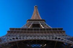 Eiffel tower, the symbol of Paris Royalty Free Stock Photos