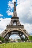 Eiffel Tower, symbol of Paris Royalty Free Stock Photo