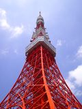 The Eiffel Tower in....Tokyo Stock Photography