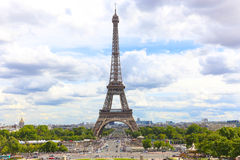 The Eiffel Tower Royalty Free Stock Photos