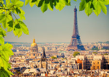 Eiffel Tower Stock Photography