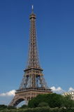 Eiffel tower. View of the Eiffel Tower, Paris, France Royalty Free Stock Photography