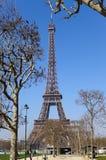 eiffel turnerar france paris Royaltyfria Bilder