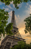 eiffel wierza France Paris Obrazy Stock