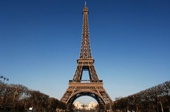 eiffel wierza France Paris Obraz Royalty Free