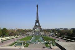 eiffel wycieczka turysyczna Paris Obrazy Stock