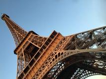 Eiffeltorn Ä°n Paris 1 arkivfoton