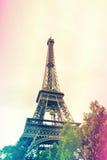 Eiffeltorn 2014 Arkivbild
